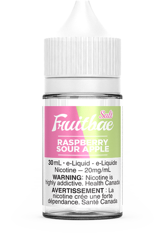 RASPBERRY SOUR APPLE BY FRUITBAE SALT