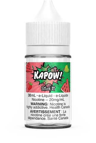STICK IT BY KAPOW SALT