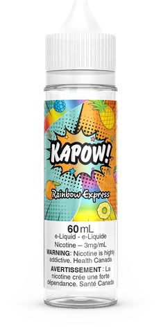 RAINBOW EXPRESS BY KAPOW