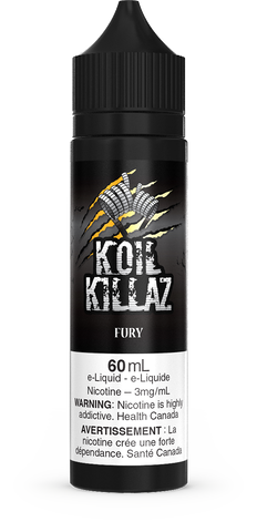 FURY BY KOIL KILLAZ