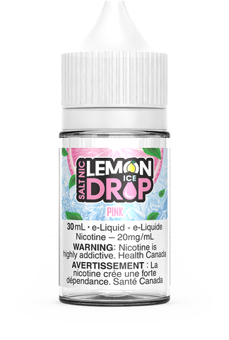 PINK BY LEMON DROP ICE SALT