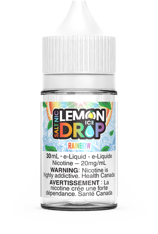 RAINBOW BY LEMON DROP ICE SALT