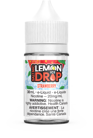 STRAWBERRY BY LEMON DROP ICE SALT