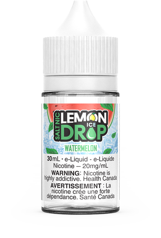 WATERMELON BY LEMON DROP ICE SALT