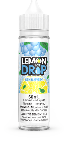 BLUE RASPBERRY BY LEMON DROP ICE