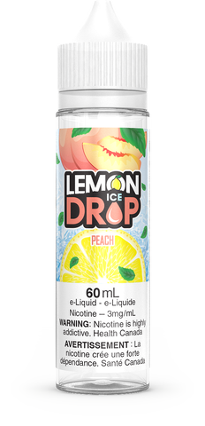 PEACH BY LEMON DROP ICE