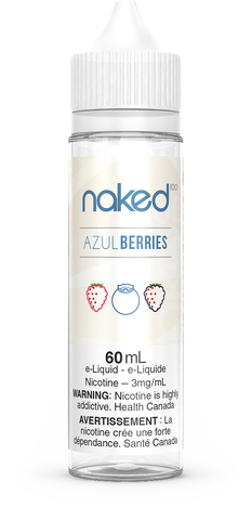 AZUL BERRIES BY NAKED100