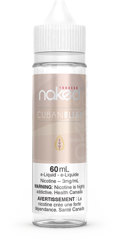 CUBAN BLEND BY NAKED100