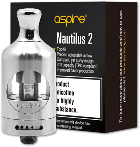 Aspire Nautilus 2 Stainless