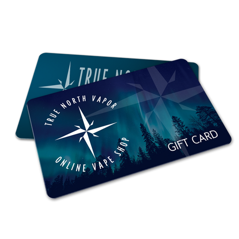 True North Vapor Gift Card