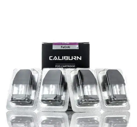 Uwell Caliburn/KoKo Replacement Pods (4pk)
