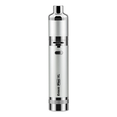 Yocan Evolve Plus XL Quad Quartz Vaporizer Pen - Silver