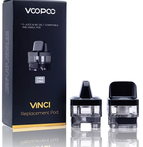 Voopoo Vinci Replacement Pod (2pk)