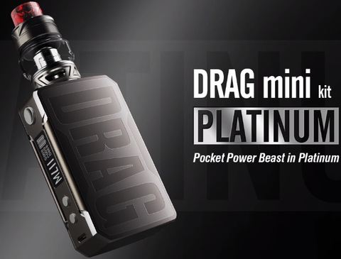 Voopoo Drag Mini Kit Platinum Edition