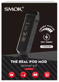 Smok RPM 40w Kit