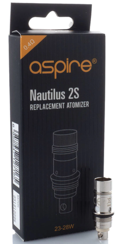 ASPIRE NAUTILUS 2S REPLACEMENT COILS (5 PK)