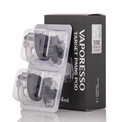Vaporesso Target PM80 Replacement Pods (2 pk)