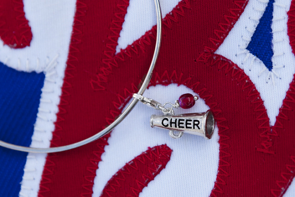 Cheer Megaphone Charm - im keepsakes