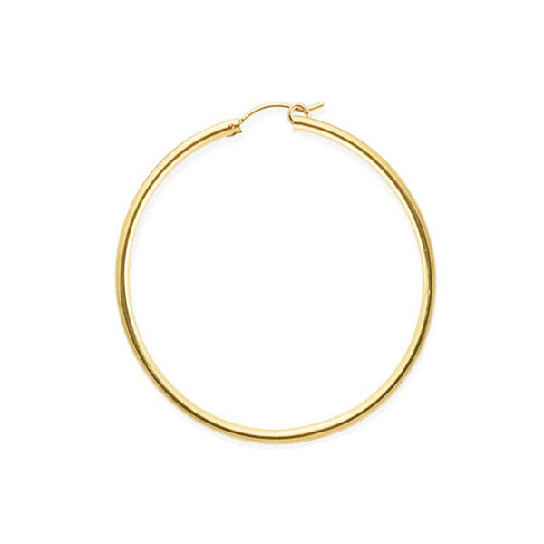 Gold Fill Hoop Earrings - im keepsakes