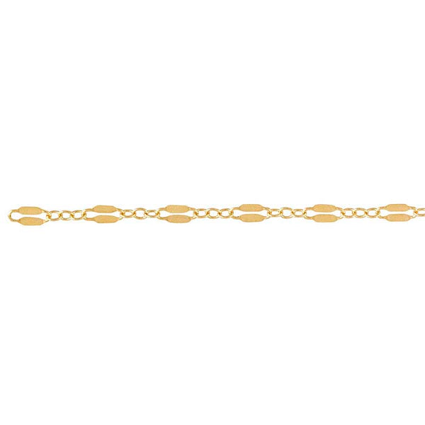Gold, Rose Gold or Silver Lace Chain Choker - im keepsakes