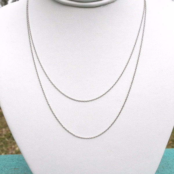 Sterling Silver Chain for Charms - im keepsakes