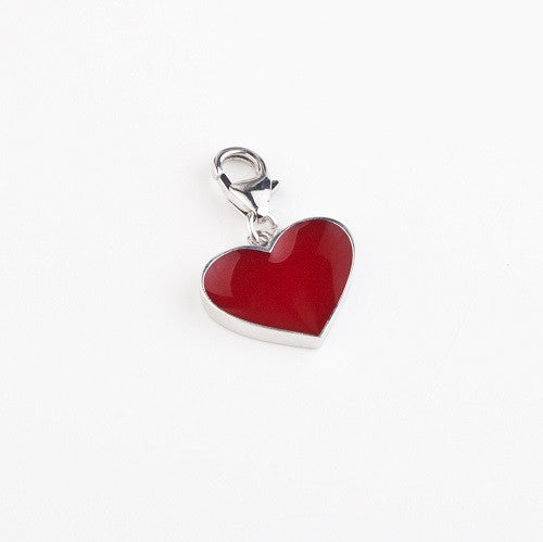 Red Heart Charm - I Am Loved - im keepsakes