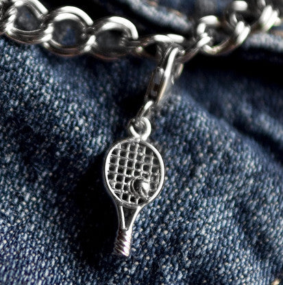 Tennis Charm - im keepsakes