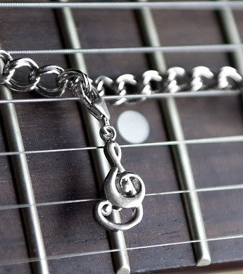 Treble Clef - Music Charm - im keepsakes
