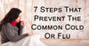 7 Real Life Steps to Stay Cold & Flu-Free All Year Long