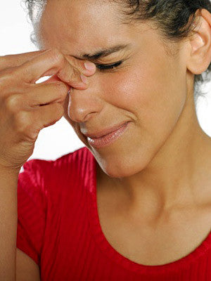 8 Natural Ways to Reduce Sinus Problems