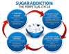 Addiction breeds addiction: Science shows high sugar diets make you more susceptible to other drugs, such as addictive opioids