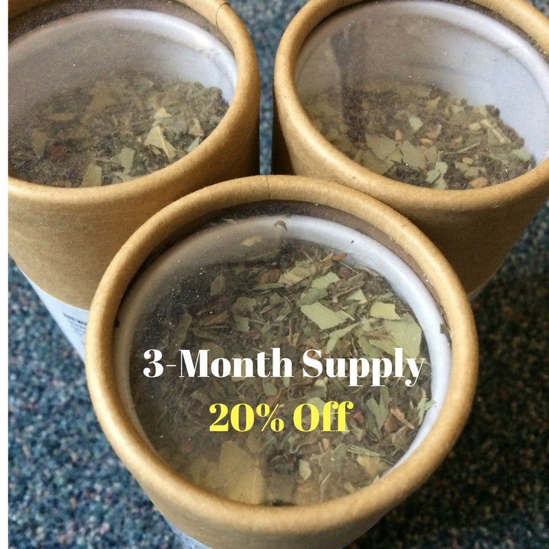 Anxiety Helper - 3 Mo Supply (20% Off)