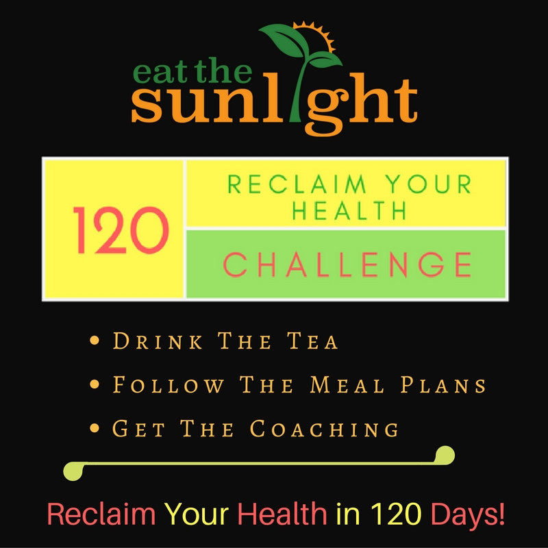Reclaim Your Health 120 Challenge (in full)