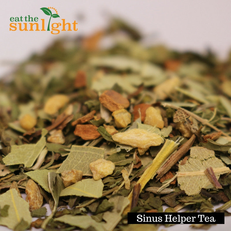 Sinus Helper Tea