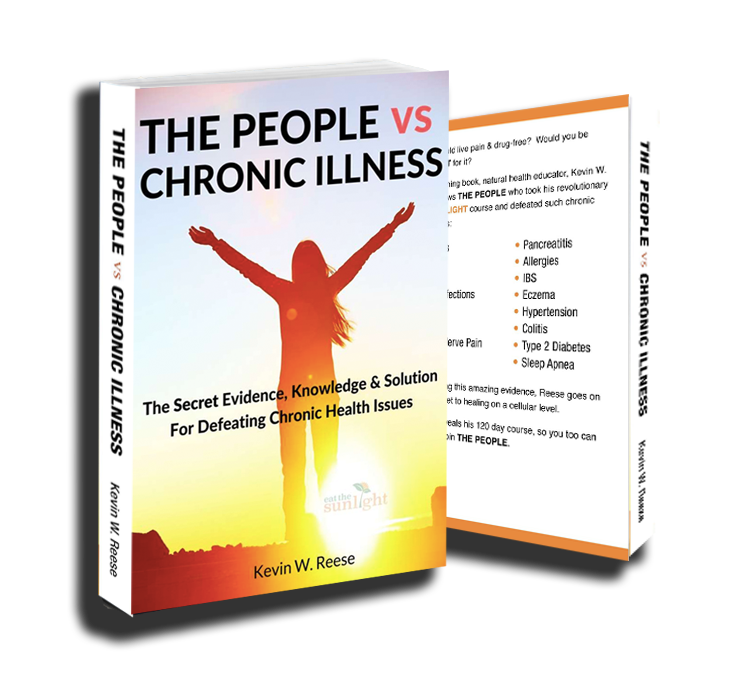 THE PEOPLE vs. CHRONIC ILLNESS: The Secret Evidence, Knowledge and Solution for Living Pain & Drug Free