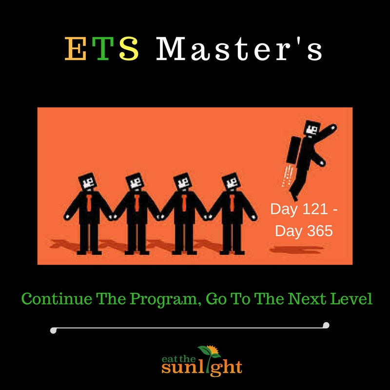 ETS Master's