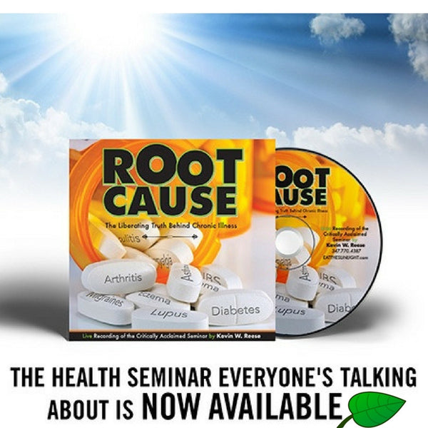 ROOT CAUSE: The Liberating Truth Behind Chronic Illness - Cd & Mp3 Version