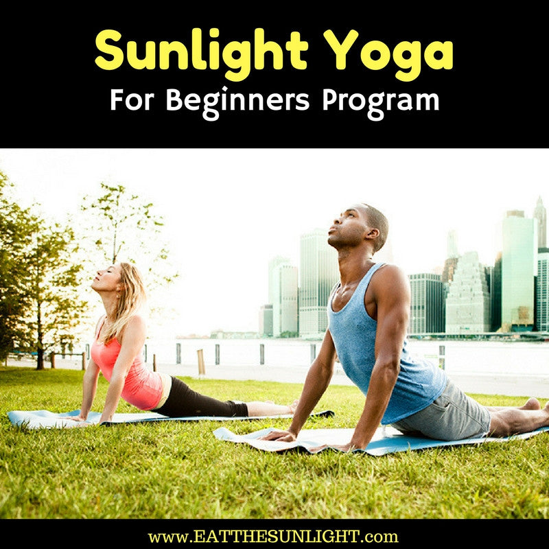 Sunlight Yoga For Beginners Program (coming soon)