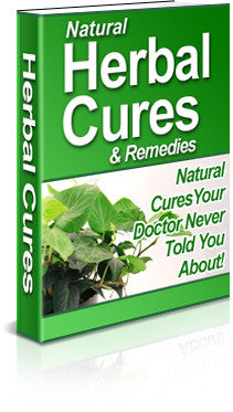 Herbal Cures & Remedies E-Book