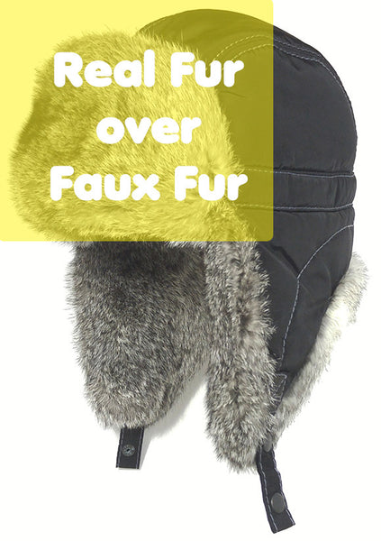 Why Real Fur?