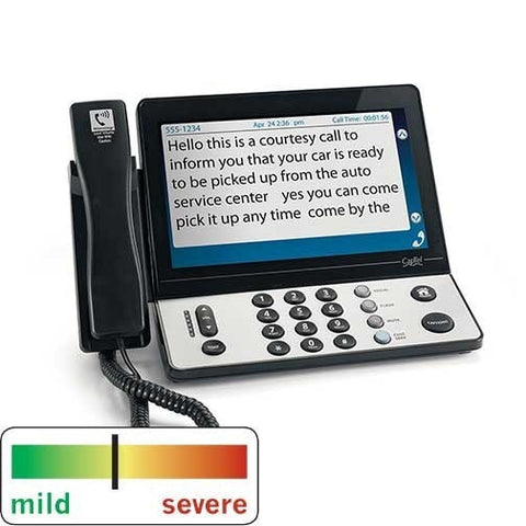 CapTel 2400i Captioned Phone - The Phone Resource - 1