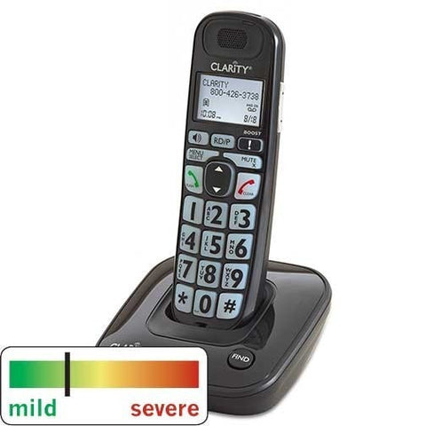 Clarity D703 DECT 6.0 Amplified Cordless Phone - The Phone Resource - 1