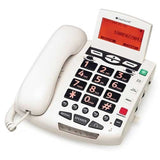 ClearSounds CSC600 UltraClear White Amplified Phone - The Phone Resource - 2