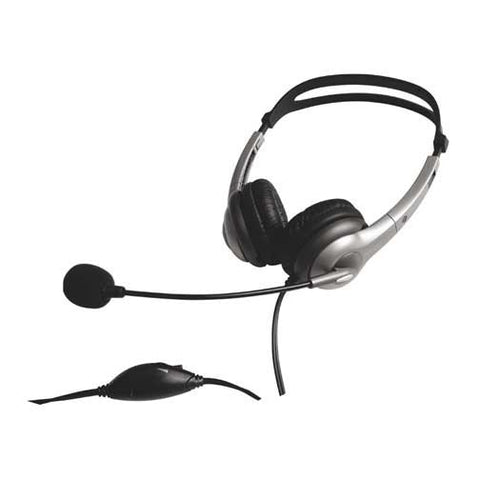 Geemarc Amplicall CLA3 Hearing Aid Compatible Headset and Mic - The Phone Resource - 1