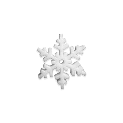 Snowflakes 200mm 12 Pack - SnowSouq.com by Desert Snow