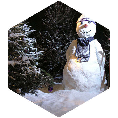 Display Snow Medium 2.35kg - SnowSouq.com by Desert Snow