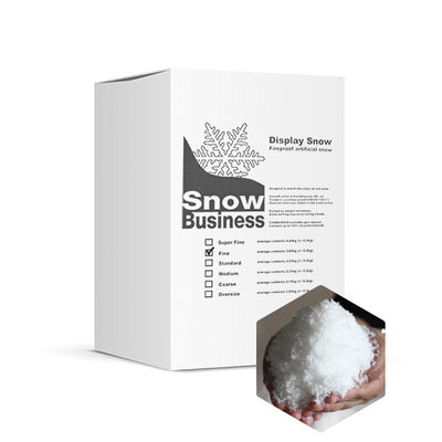 Display Snow Fine 3.8kg - SnowSouq.com by Desert Snow