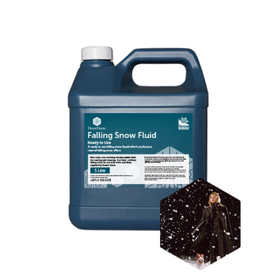 Falling Snow Fluid 5L - SnowSouq.com by Desert Snow