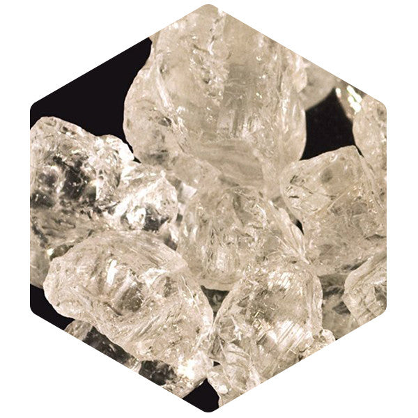 Crushed Glass Ice Large 5kg - SnowSouq.com by Desert Snow