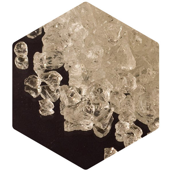 Crushed Glass Ice Small 5kg - SnowSouq.com by Desert Snow